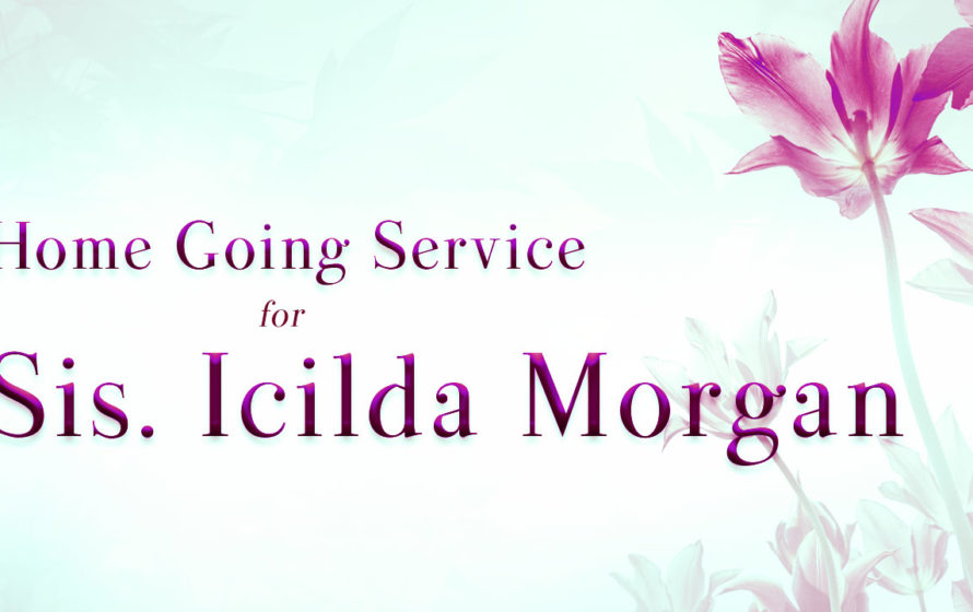 Home Going Service