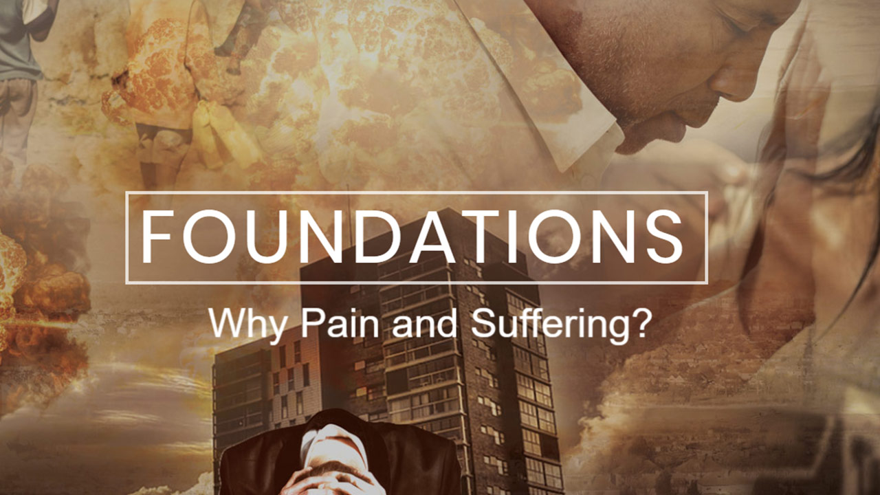 Why Pain and Suffering