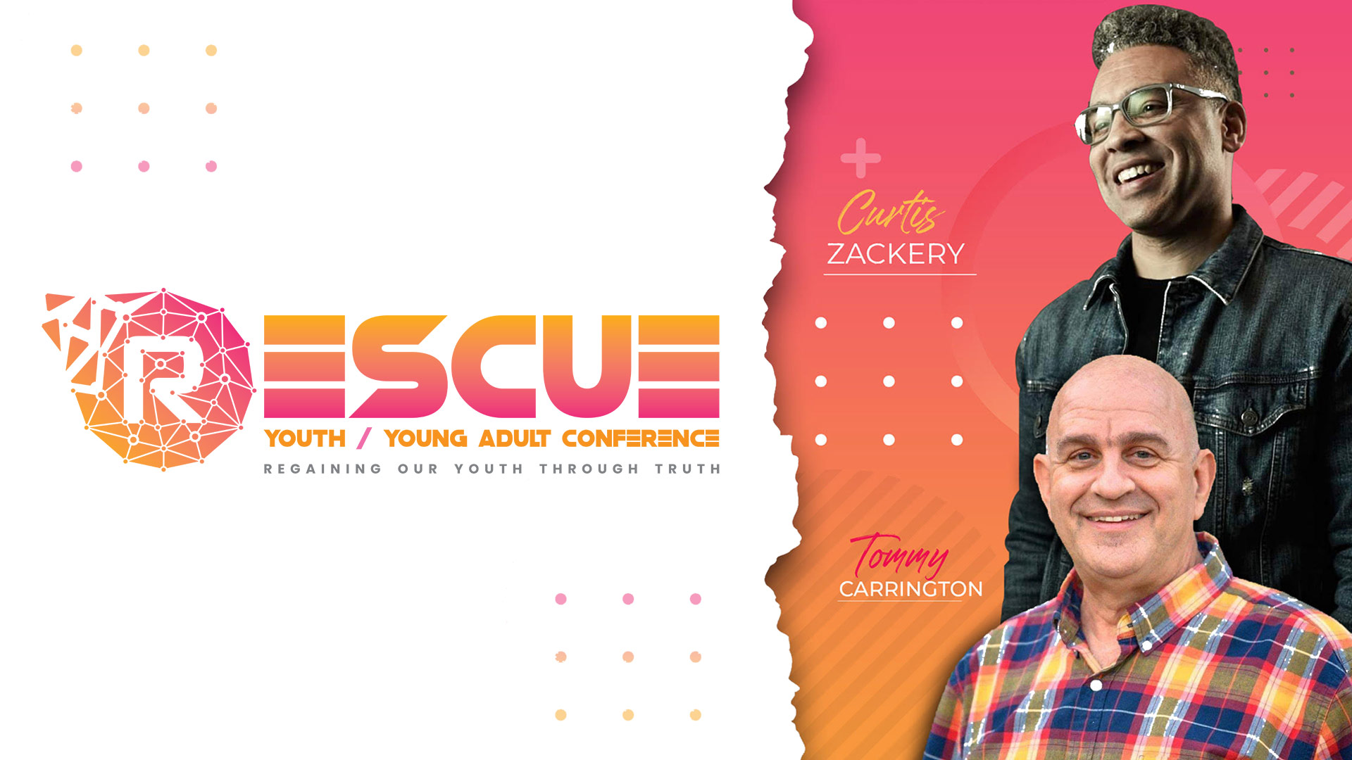 Rescue Youth and Young Adult Conference 2021